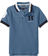 Tommy Hilfiger Kids - Matt Pique Polo (Big Kids)