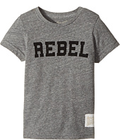 The Original Retro Brand Kids - Rebel Short Sleeve Tri-Blend Tee (Little Kids/Big Kids)