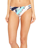 Trina Turk - Electric Wave Shirred Side Hipster
