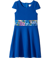 Us Angels - Cap Sleeve Fit & Flare Dress (Big Kids)