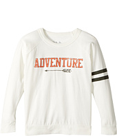 Chaser Kids - Cotton Long Sleeve Raglan T-Shirt (Toddler/Little Kids)