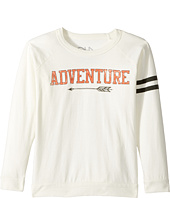 Chaser Kids - Cotton Long Sleeve Raglan T-Shirt (Little Kids/Big Kids)