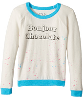 Chaser Kids - Love Knit Raglan Pullover (Little Kids/Big Kids)