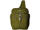 Messenger Bag with RFID Wristlet