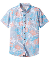Rip Curl Kids - Sun Glaze Short Sleeve Shirt (Big Kids)