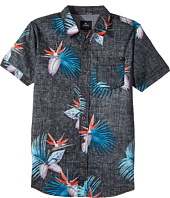 Rip Curl Kids - Manzanillo Short Sleeve Shirt (Big Kids)