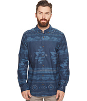 Levi's® - Reaves Printed Chambray Long Sleeve Shirt