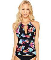La Blanca - Your Number One Fan Hi-Neck Tankini