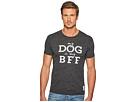 My Dog Is My BFF Short Sleeve Tri-Blend Tee