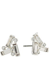 LAUREN Ralph Lauren - Mixed Stone Cluster Post Earrings