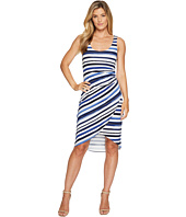 Tommy Bahama - Aquarelle Stripe Sleeveless Midi Dress