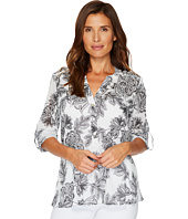 Tommy Bahama - Filigree Floral Long Sleeve Top