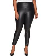 Lysse - Plus Size Vegan Leather Leggings