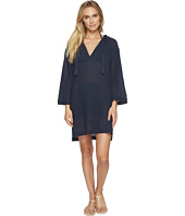 Seafolly - Hooded Crinkle Twill Cover-Up