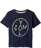 Volcom Kids - Cross Short Sleeve Tee (Toddler/Little Kids)
