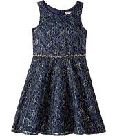Nanette Lepore Kids - Lurex Lace with Jewel Embellishment (Little Kids/Big Kids)