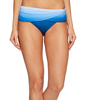 Bleu Rod Beattie - Hola Ombré Sarong Hipster Bikini Bottom