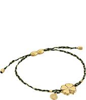 Alex and Ani - Precious Threads Four Leaf Clover Thicket Braid Bracelet