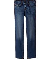 True Religion Kids - Geno Slim Fit Super T Jeans in Soft Sound (Big Kids)