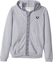 True Religion Kids - Tape Hoodie (Big Kids)