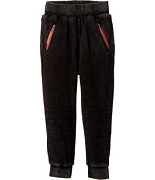 True Religion Kids - Moto Fleece Sweatpants (Toddler/Little Kids)