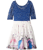fiveloaves twofish - A Girl and Her Shoes Abbie Dress (Little Kids/Big Kids)