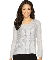 NIC+ZOE - Petite Cable Wave Top