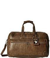 Scully - Squadron Large Duffel w/ 81st Aero Squadron Luggage Tag