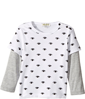 Kenzo Kids - Eyes Long Sleeves Tee Shirt (Infant)