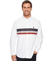 U.S. POLO ASSN. - Classic Fit Long Sleeve Sport Shirt
