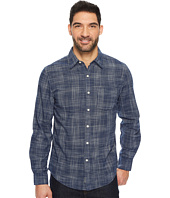 U.S. POLO ASSN. - Slim Fit Stripe, Plaid or Print Long Sleeve Sport Shirt