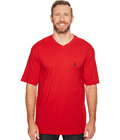 U.S. POLO ASSN. - Big & Tall V-Neck T-Shirt