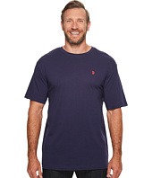U.S. POLO ASSN. - Big & Tall Crew Neck Small Pony T-Shirt