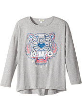 Kenzo Kids - Tiger Tee Shirt (Big Kids)