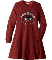 Kenzo Kids - Eye Dress (Big Kids)