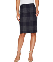 Tahari by ASL - Plaid Pencil Skirt