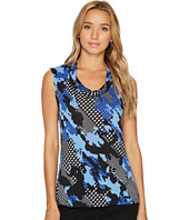 Tahari by ASL - Jersey Printed Sleelveless Knit
