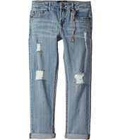 Lucky Brand Kids - Carol Five-Pocket Boyfriend Jeans in Christie Wash (Big Kids)