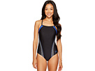 Textured Free Racer One-Piece