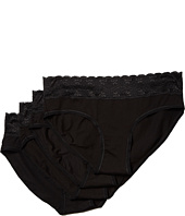 PACT - Lace-Waist Brief 4-Pack