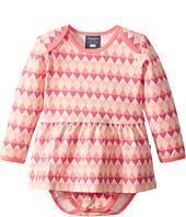 Toobydoo - Geo Print Ballerina Dress (Infant)