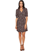 Rebecca Taylor - Short Sleeve Lyra Floral Dress