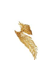 Oscar de la Renta - Palm Leaf Open Wrap Bracelet