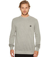 Roark - Well Worn Crew Long Sleeve Pullover Fleece