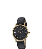 Timex - Metropolitan Skyline Leather Strap
