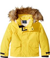Toobydoo - Fleece Lined Parka Jacket (Toddler/Little Kids/Big Kids)