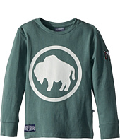 Toobydoo - Camp Buffalo Buffalo Tee (Infant/Toddler/Little Kids/Big Kids)