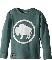 Toobydoo - Camp Buffalo Buffalo Tee (Infant/Toddler/Little Kids/Big Kids)