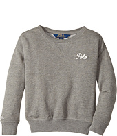 Polo Ralph Lauren Kids - Polo French Terry Sweatshirt (Toddler)