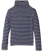 Polo Ralph Lauren Kids - Striped Turtleneck Shirt (Toddler)